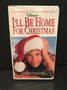 Ill Be Home For Christmas Vhs.Details About Disney S I Ll Be Home For Christmas Vhs Clamshell