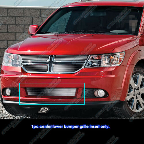 Fits 2011-2018 Dodge Journey  Lower Bumper SE Only Billet Grille Insert