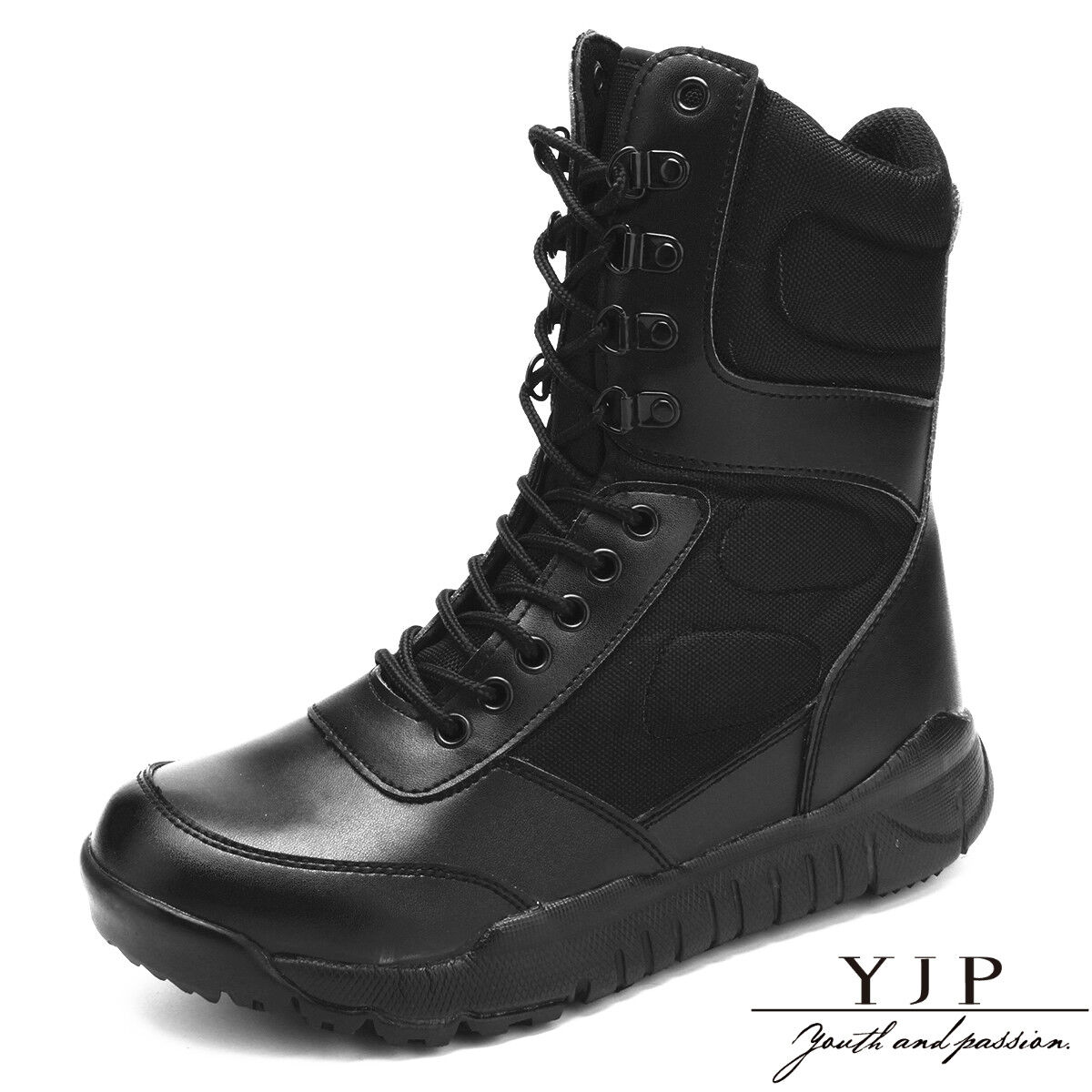 Men's SWAT Hunting Work shoes Military Ankle Boots High Top Leather Army Combat