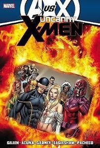 Uncanny-X-Men-Vol-4-AVX-by-Kieron-Gillen-Marvel-Graphic-Novel-Hardcover