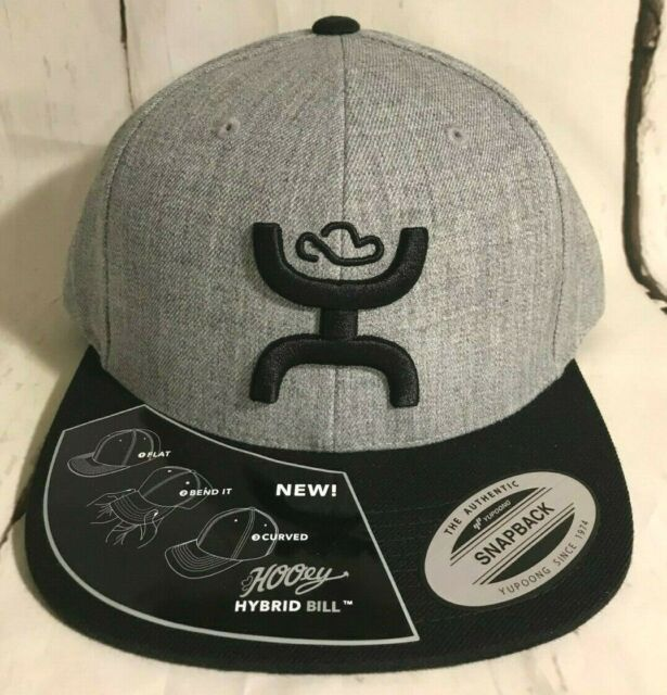 Hooey Hat Cody Ohl Blue /& Grey Trucker Ball Cap 1005T-BL