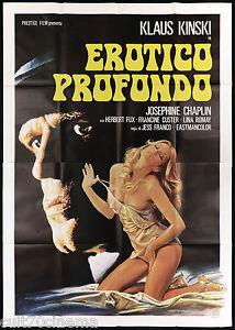 EROTICO-PROFONDO-MANIFESTO-CINEMA-JESUS-FRANCO-LINA-ROMAY-1976-MOVIE-POSTER-4F
