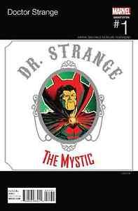 DR DOCTOR STRANGE 1 VOL 4 RARE HIP HOP VARIANT JUAN DOE DRE 2015 SERIES SOLD OUT