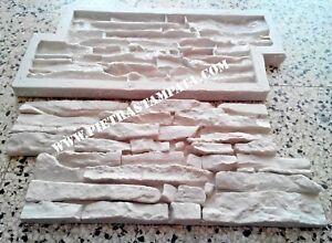 Stampo per gesso cemento finta pietra rivestimento mattone veneer