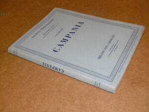 Adaptable Touring Club Italiano Campania Volume Vii° Milano 1936 1°ediz.