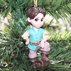 Details About Custom Disney Animators Tangled Prince Flynn Toddler Christmas Ornament Pvc 2017
