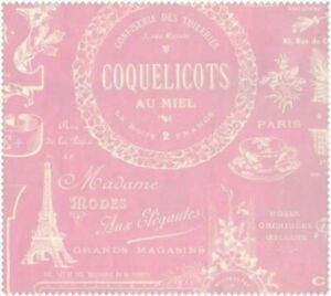 33-034-Remnant-LakeHouse-Sausalito-Cottage-Fabric-Parisian-French-Words-Labels-Pink