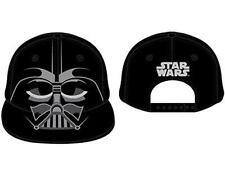 Con Licencia Oficial-Star Wars-Vaders Casco De Béisbol Cap Snapback Jedi Sith