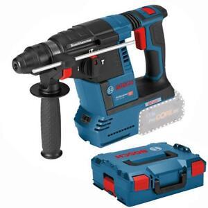 Bosch-Akku-Bohrhammer-GBH-18V-26-Solo-Version-inkl-L-Boxx