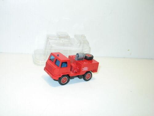 Camion pompier SOLIDO Camiva 4X4 feux de foréts