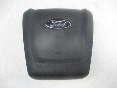 2009-2014 FORD F-150 LH Black Air Bag Driver Wheel Airbag OEM-Black