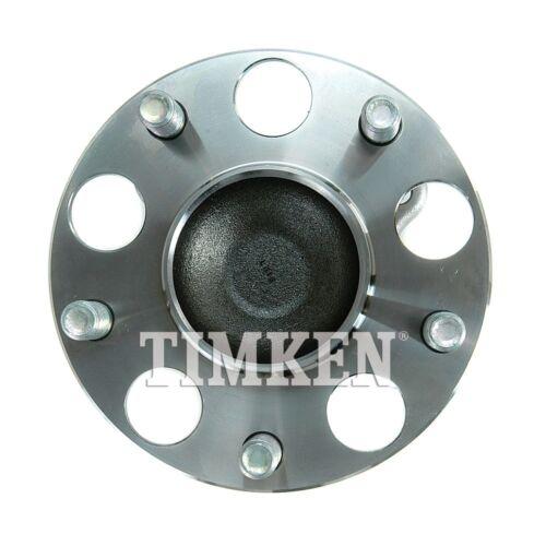 Wheel Bearing and Hub Assembly Rear Timken HA590164