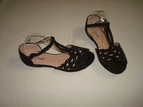 NEW KID FASHION SHOES NEW STYLE DRESSING  BALLET FLATS  COLOR BLACK SALE