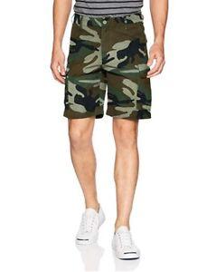 a14cf42733 OBEY Men's Recon Cargo Shorts in Field Camo BNWT $75 | eBay