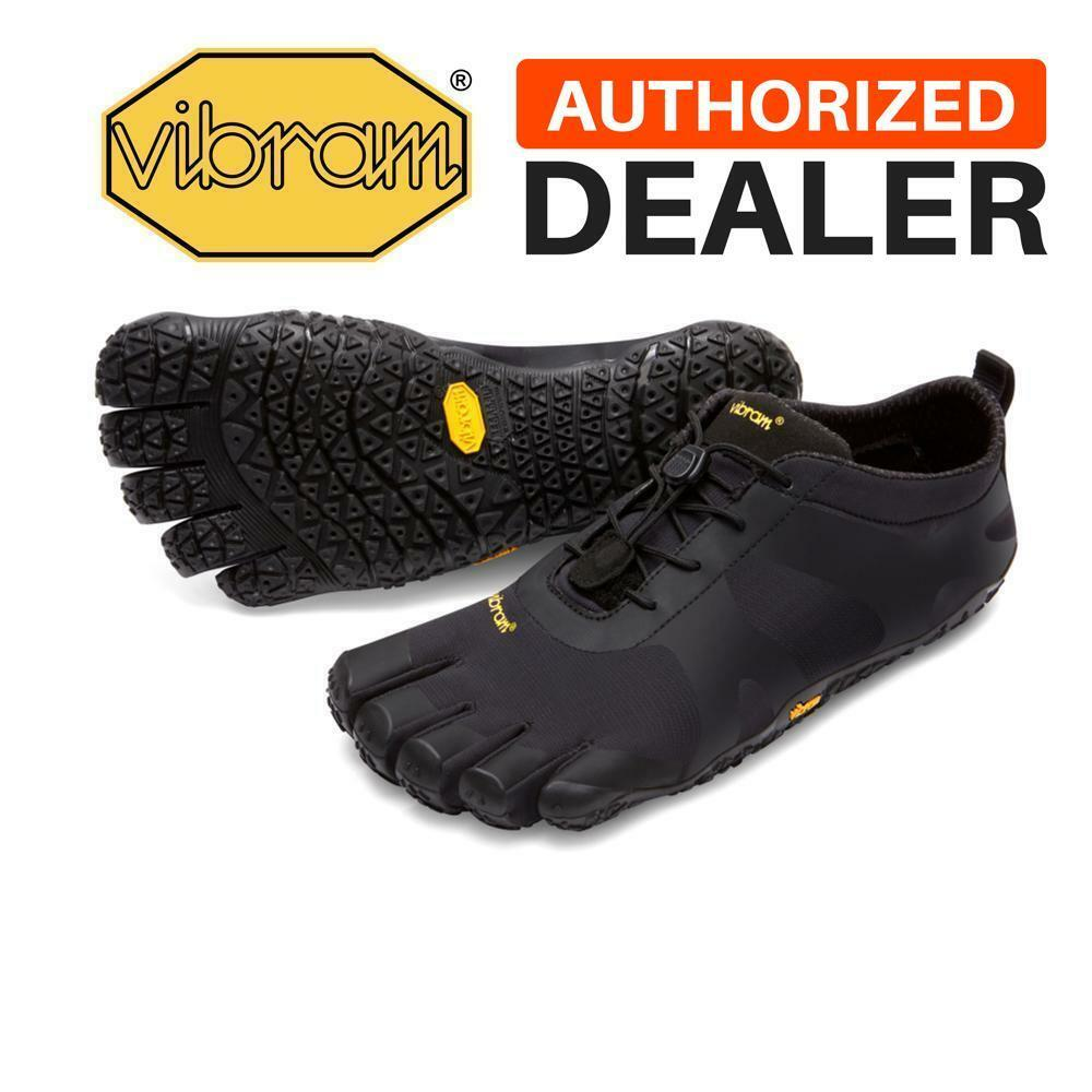Vibram FiveFingers V-Zapatos para hombre Negro Alpha 40-47EU V 8-12US -Alpha