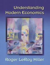 Understanding Modern Economics, Miller, Roger LeRoy, Good Book
