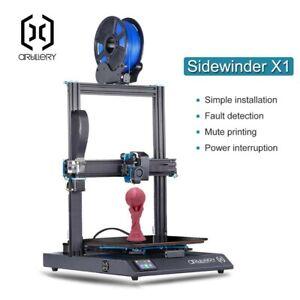 Stampante 3D Artillery® Sidewinder X1 - Acquistata Giugno 2020 Nuova mai aperta