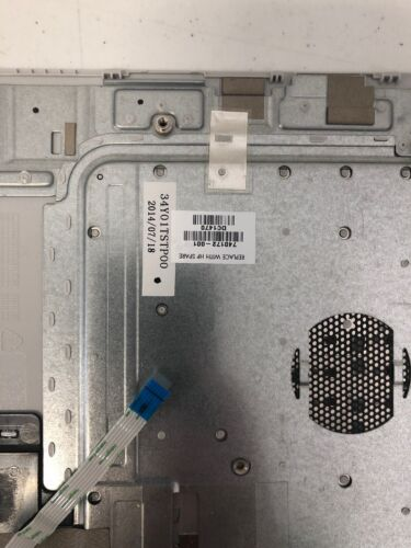 HP Chromebook 14-SMB 14-Q Palmrest Keyboard 740172-001 Grade A
