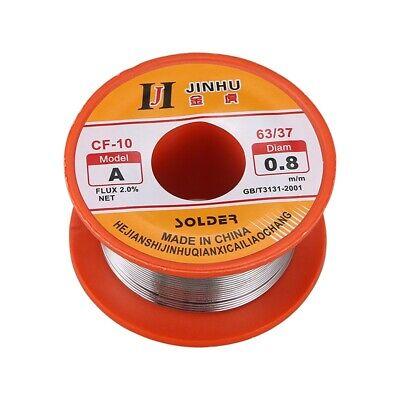 JJS 1mm 63//37 Tin//lead Rosin Core Soldering Wire Solder Welding Line,100G B7Y9