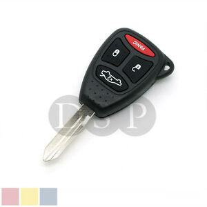 Image Is Loading Remote Key Case Shell Fit For Dodge Durango