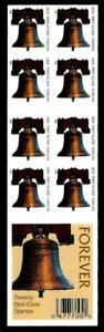 """1¢ WONDER'S ~ MNH FOREVER STAMPS BOOKLET W/ """"LIBERTY BELL"""" (FV = $11.00) ~ T369"""