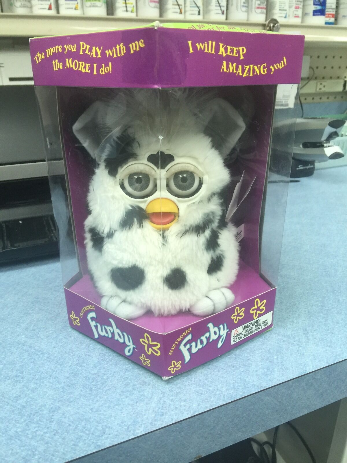 Furby 1st Edition Model 70-800 New in Box - Original 1998 Electronic