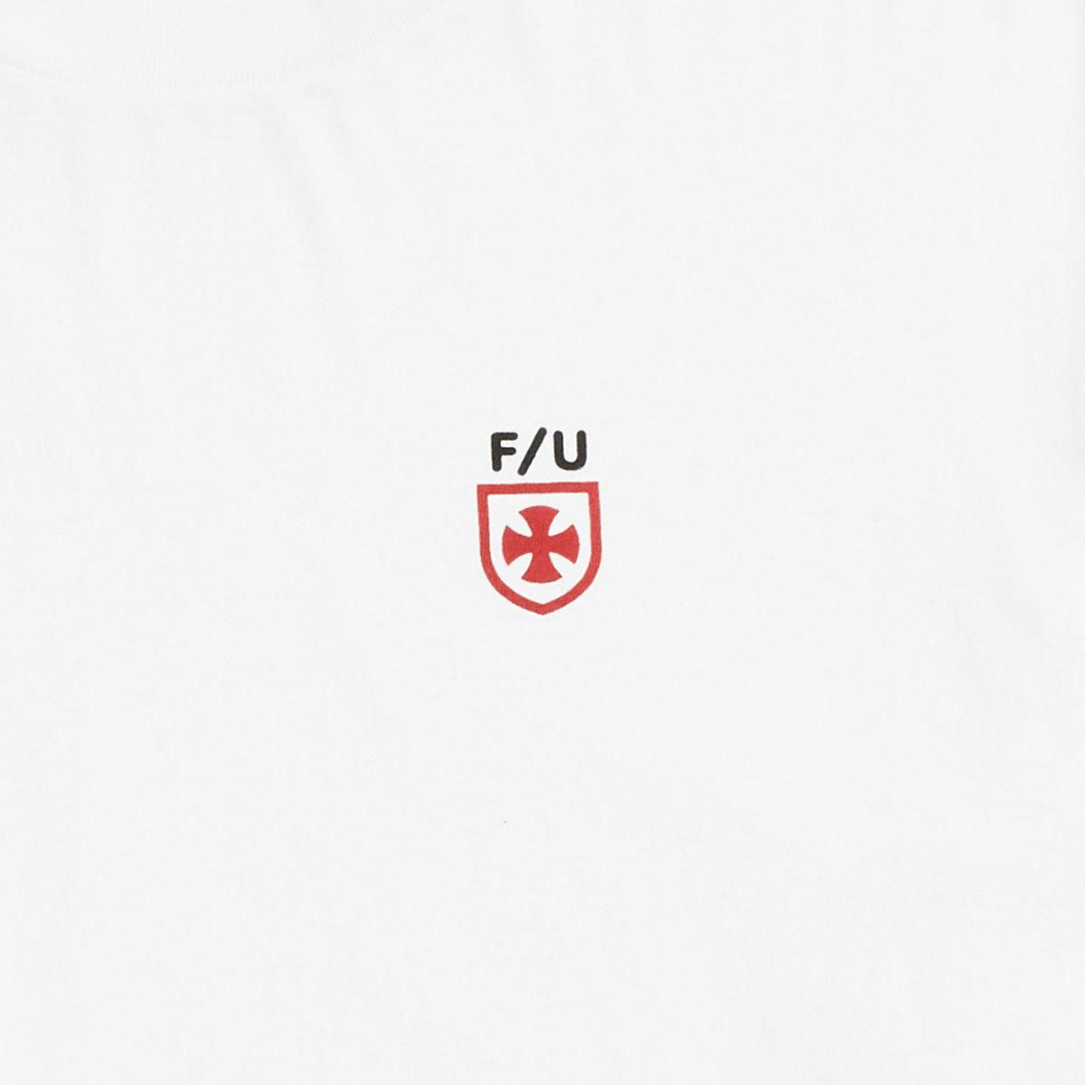 BRIXTON - T-SHIRT L S FRAME FRAME FRAME - bianca d76188