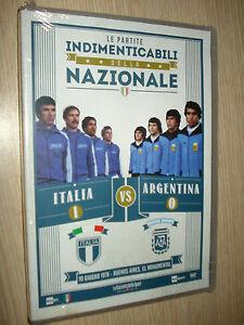 DVD-N-10-LOS-PARTIDOS-INDIMENTICABILI-DE-NACIONAL-ITALIA-VS-ARGENTINA-1-0