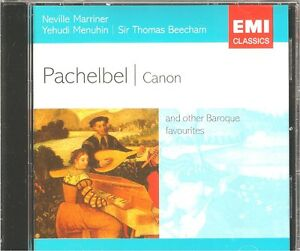 Marriner-Menuhin-Beecham-Pachelbel-Canon-amp-Other-Baroque-Favorites-CD