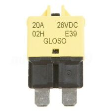 1224v 5 30a Circuit Breaker Blade Fuse Resettable Marine Rally Car For Sale