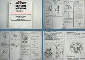 Mercury-Mercruiser-STERNDRIVE-Units-Alpha-One-Generation-2-service-manual