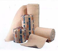 Medi-pak Premium Knit Elastic Bandages, Box Of Ten 6x5 Yard Rolls, Hand Wash
