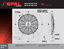 Sunbeam-Tiger-Radiator-by-Radtec-12-034-SPAL-Fan thumbnail 7