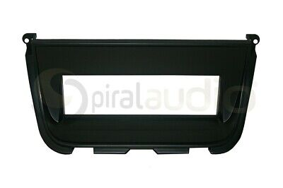 Radio Installation Dash Kit Single DIN Standard 2DIN SATIN BLACK KT-JG003B