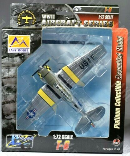 1:72 Scale USAAF /& USN Fighter Aircraft of WW2 D-Day Navy Pacific Easy Model