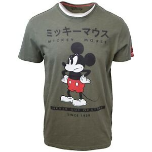 Disney Men's Mickey Mouse Never Out Of Style Since 1928 S/S T-Shirt