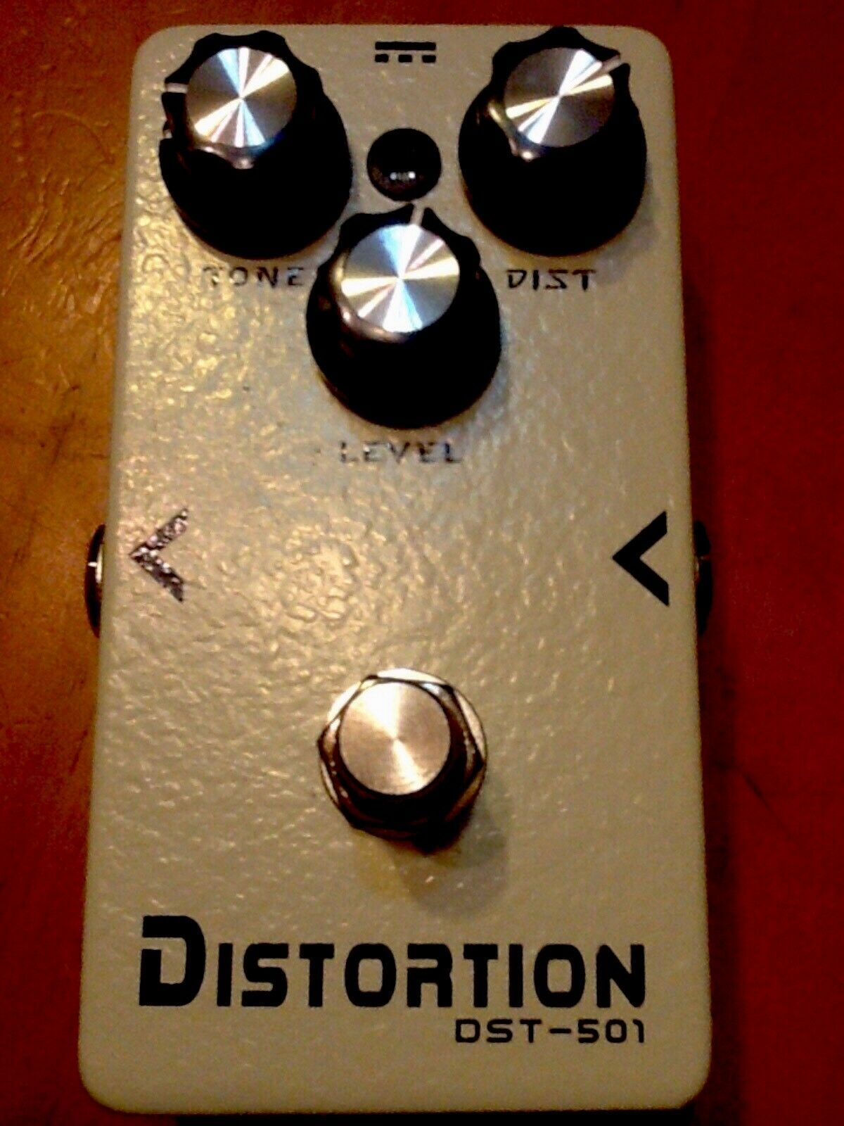 Distortion DST-501 Level Tone Dist Marque Inconnue