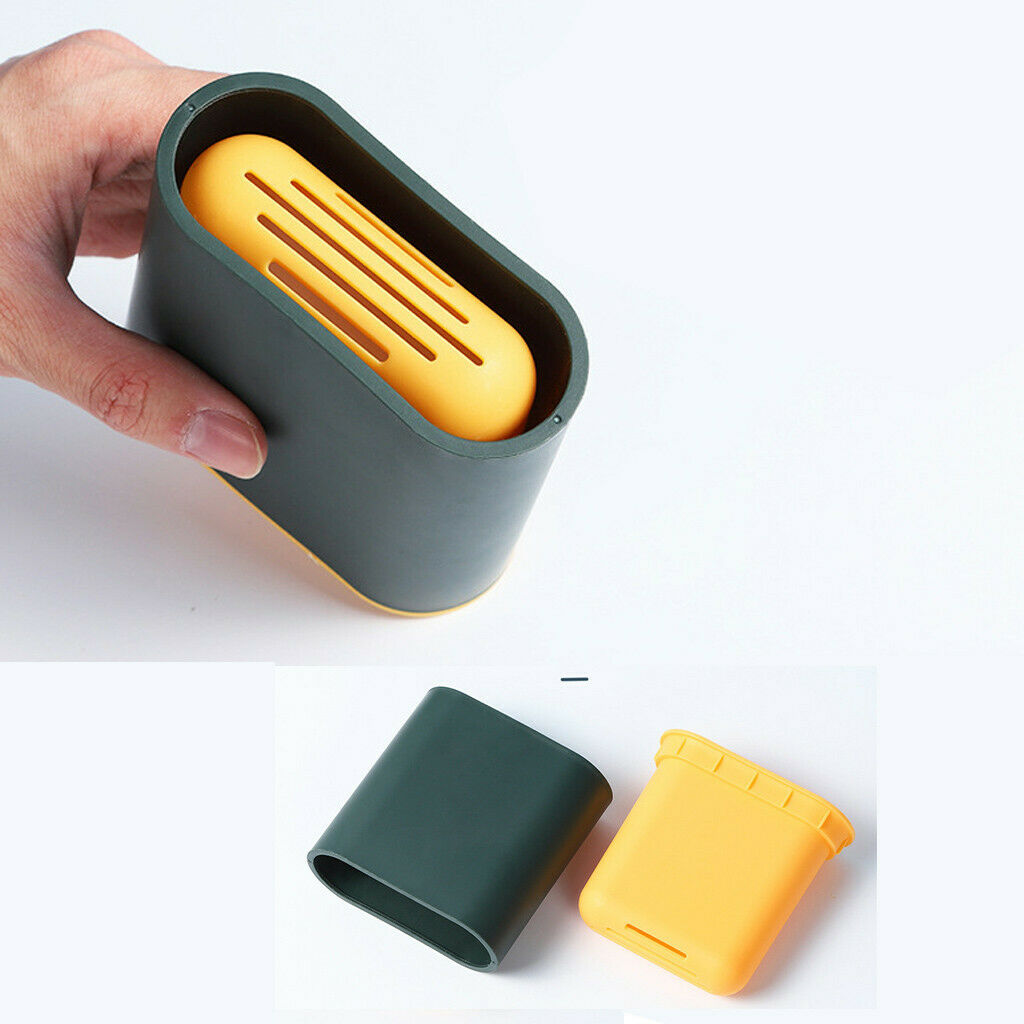 Silicone Toilet Toilet Holder Cleaning Set