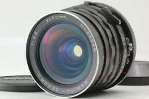Exc-5-Mamiya-Sekor-C-50mm-f-4-5-Lente-per-RB67-Pro-S-dal-Giappone-SD-541