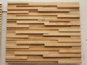 Verblender 3d Wandverkleidung Wand Paneele Dekorplatte Echtholz
