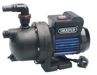 Draper 50l/min (max) 700w 230v Surface Mounted Pump Sp50 56225