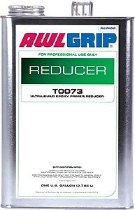 Details about New Epoxy Primer Reducer awlgrip T0073g For Ultra-Build/Ultra  High Build Epoxy G