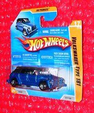 2008 Hot Wheels Premiere Volkswagen Type 17 #150  short card N4020-B818