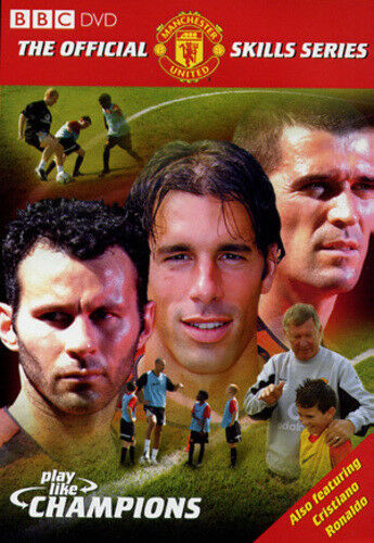 1 of 1 - Manchester United: Play Like Champions DVD (2003) Barry O'Riordan