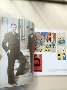 Album-photo-Tchang-Tchong-Jen-Tintin-LE-LOTUS-BLEU-Herge