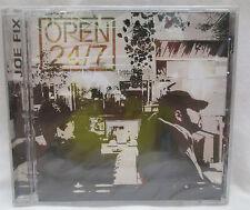 Open 24/7 by Joe Fix (CD, Apr-2005, Joe Fix) NEW Sealed