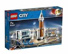 LEGO City: Deep Space Rocket and Launch Control (60228)
