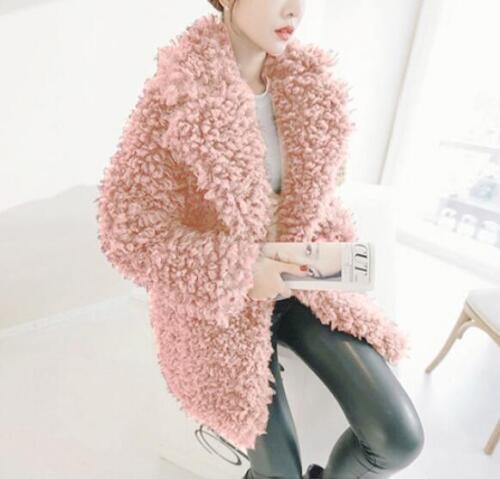 Outwear des épaissir Manteau d'hiver femmes de Snow Loose Warm Parka la Big fourrure Lapel wZgZBqz