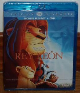 EL-REY-LEON-EDICION-DIAMANTE-COMBO-BLU-RAY-DVD-DISNEY-NUEVO-SIN-ABRIR-R2