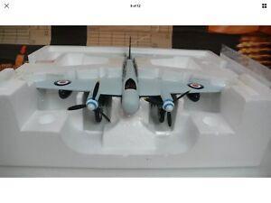 Franklin-Mint-1-48-aviones-Mosquito-noche-Fighter-B11E182-Nuevo-Modelo